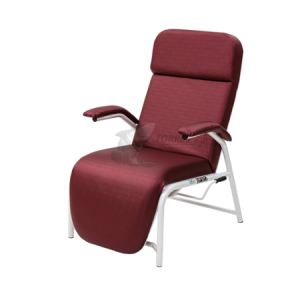 Poltrona hospitalar reclinável de descanso