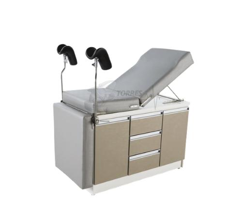 Mesa para exame ginecológica luxo