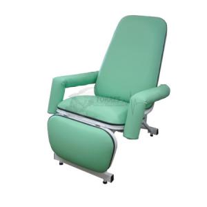 Poltrona hospitalar de descanso reclinável