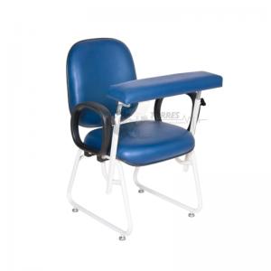 cadeira de coleta de sangue