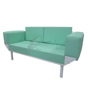 sofá cama hospitalar semi luxo